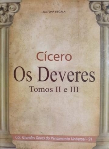 Os Deveres Tomos II e III (novo)
