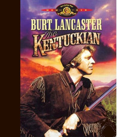 DVD The Kentuckian (novo)