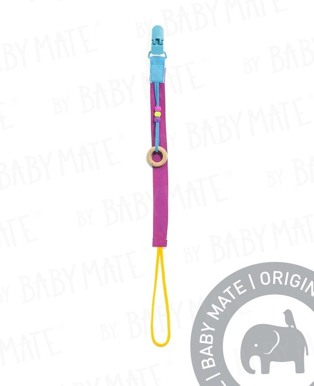 PORTA CHUPETE DIDACTICO BABY MATE - comprar online