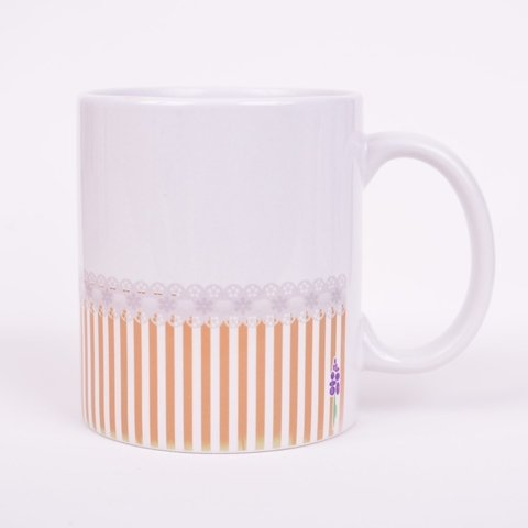 Caneca BELLA - Porcelana 325 ml