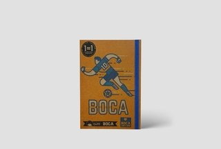 AnotaEco I A6 Liso Boca Juniors