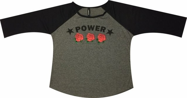 Remera POWER en internet