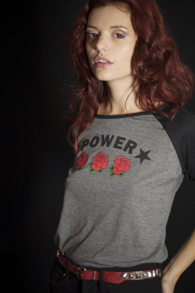 Remera POWER