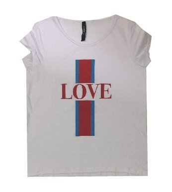REMERA LOVE RAYA en internet