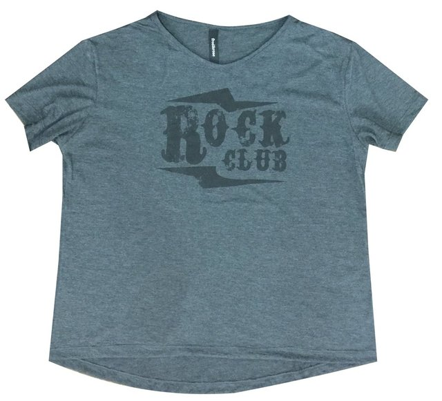 Remera ROCK CLUB en internet