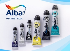Acrilico Alba G2 x 18ml. (849) Violeta ultramar - The Pencil Store