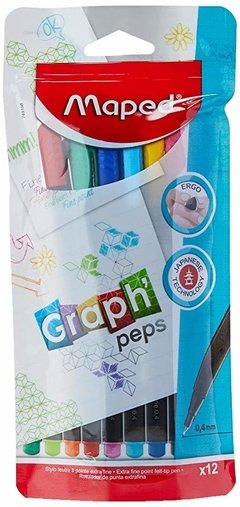 Maped graphpeps doy pack