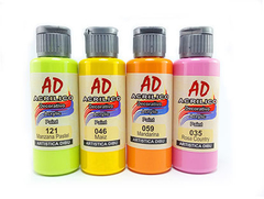 Acrilico decorativo AD 60ml. Peltre