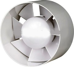 "Exaustor Plastic Fan Axial - 130 m3/h - 100mm - 4"" - 220Vca"