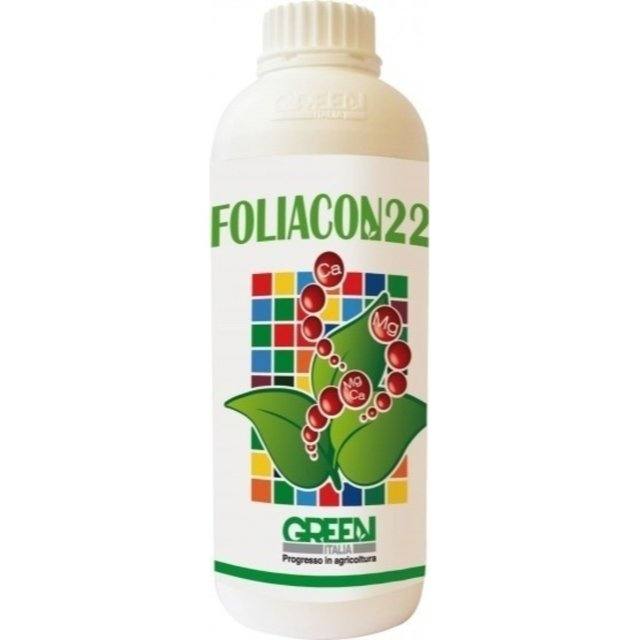 Fertilizante Foliacon mineral premium - Fracionado - 250ml