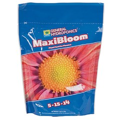 Fertilizante Maxibloom - General Hidroponics - 1Kg
