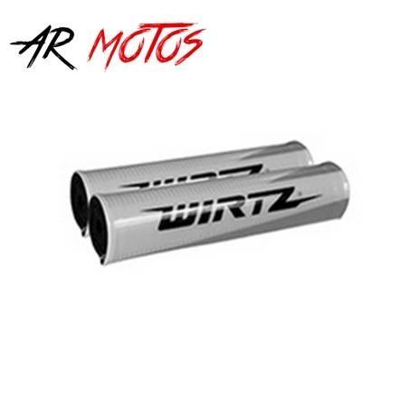 Pad Wirtz para Manubrio Modelo X6-W3D color blanco