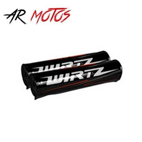 Pad Wirtz para Manubrio Modelo X6-W3D color negro