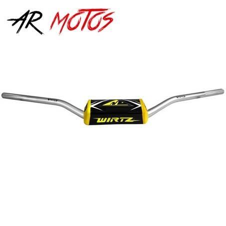Manubrio Wirtz Modelo WR5 Alto para MX