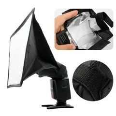 Softbox 20x30 + funda en internet
