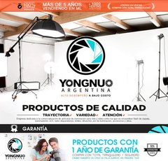 Estuche Flash Yongnuo en internet