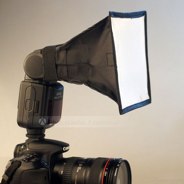 Softbox 15x17 + funda en internet