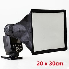 Softbox 20x30 + funda
