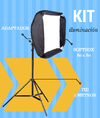 Kit de Iluminación (Softbox 80x80) - comprar online