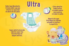 PAÑALES BABYLOOK ULTRA   GRANDE HIPERPACK 48 PADS X 3PAQ - comprar online