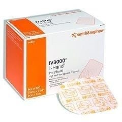 APOSITOS IV 3000  ADVANCE CLASSIC 6x 7cm  (con etiqueta y refuerzo)  SMITH & NEPHEW