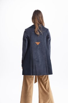 Trench TABOLADA AQUA 2 - LeTIEND |  by GIACCA