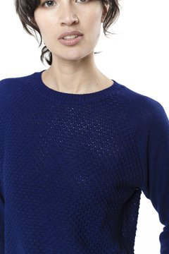 Sweater APICA Azul en internet