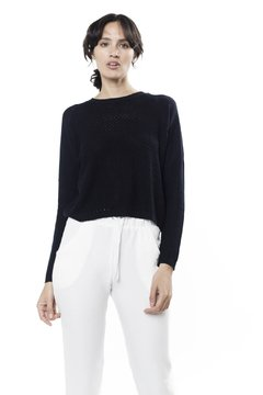 Sweater APICA Negro - LeTIEND |  by GIACCA