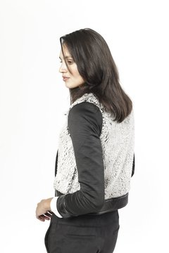 Chaqueta ARIZONA Black Reversible - LeTIEND |  by GIACCA