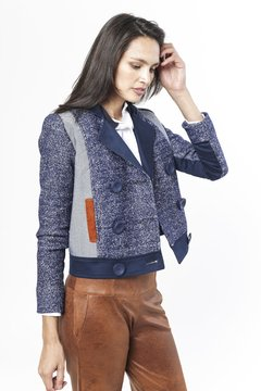 Chaqueta ARIZONA Azul Reversible en internet