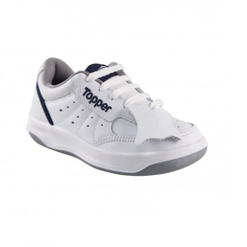 X FORCER KIDS BLANCO / AZUL (21884)