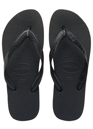 OJOTAS HAVAIANAS COLOR NEGRO (40000160090) - American Sports