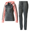 CONJUNTO ADIDAS RE FOCUS GREY PINK (BQ8395)