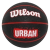 PELOTA WILSON DE BASKETBALL N 7   BLACK RED (WILWTB0667BKRED)