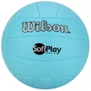 PELOTA DE VOLLEY WILSON SOFT PLAY BLUE (WILWTH3501BLU)