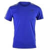 REMERA ADIDAS ESS 3S TREE BLUE BLACK (BQ6715)