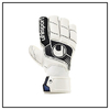 GUANTES DE ARQUERO UHLSPORT FANGMASCHINE SUPERSOFT 2.0 BLANCO NEGRO (UHL5000811)