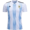 CAMISETA AFA ADIDAS HOME WHITE BLUE (BQ9324)