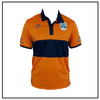 CAMISETA GELP LE COQ GOALKEEPER HOME ORANGE (LCQ2990610)