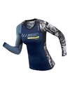 REMERA REEBOK SPARTAN W COMPRESSION BLACK (AX9556)
