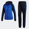 CONJUNTO ADIDAS RE FOCUS BLUE BLACK (CD6381)