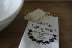 Set toilet Soap & Water - comprar online