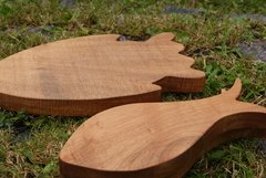 Tablas Fish Wood