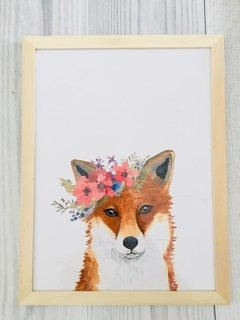 Cuadros Animales Flowers en internet