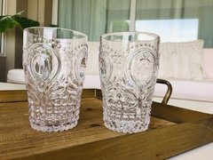 Set x 6 vasos de acrilico indian - comprar online