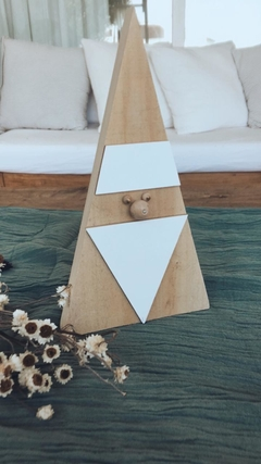 Pino triangular wood - comprar online