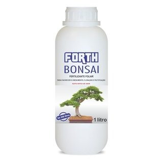 Fertilizante completo Forth Bonsai concentrado rende 200  litros