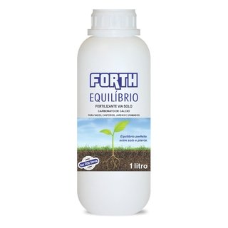 Fertilizante Forth Equilibrio de pH fonte de calcio 1lt