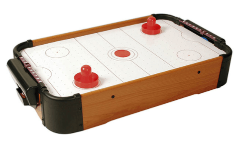 Mini Mesa De Air Hockey À Pilha - comprar online