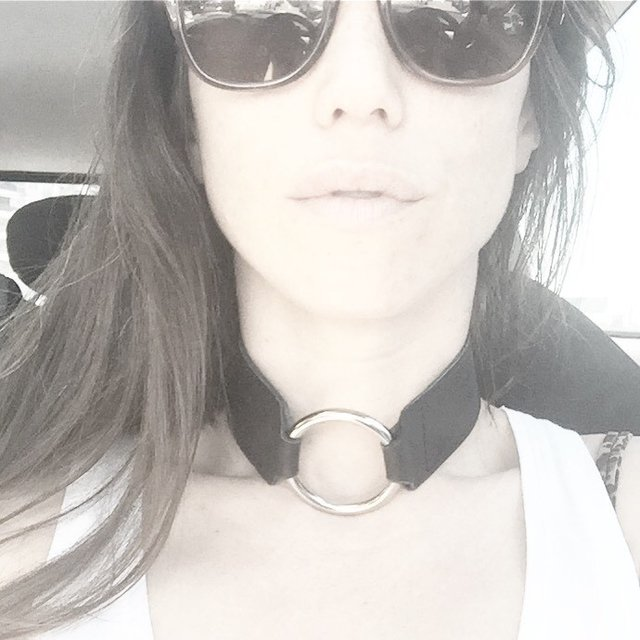 Chokers Doble - comprar online